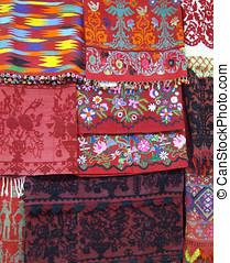 grek, embriodery, textilvaror
