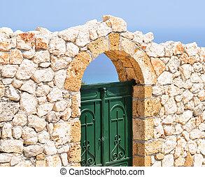 grek, Forntida, arkitektur