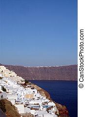 grek, otrolig, öar