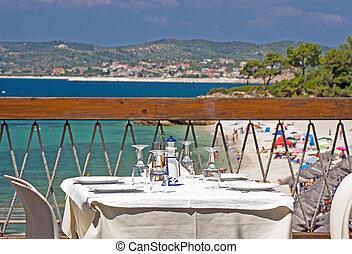 grek, taverna