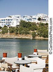 grekisk arkitektur, ö