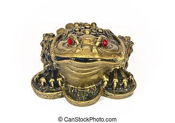 argent feng grenouille shui feng richesse symbole photos de stock rechercher des. Black Bedroom Furniture Sets. Home Design Ideas