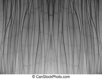 Grey abstract background