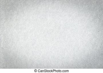 Grey textured paper background in high resolution.