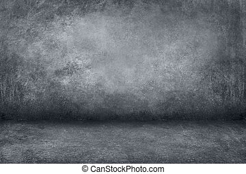 Grey background like cement of concrete maybe used for modern urban interior design