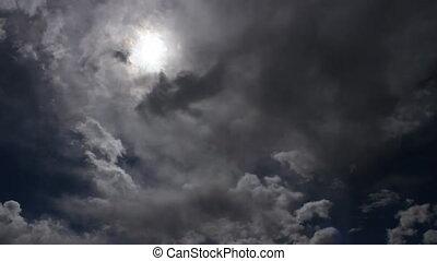Grey clouds 1