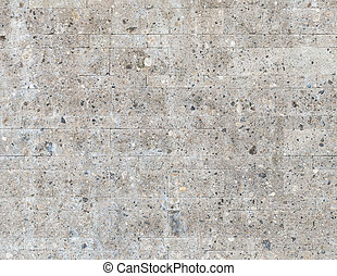 Grey concrete wall texture