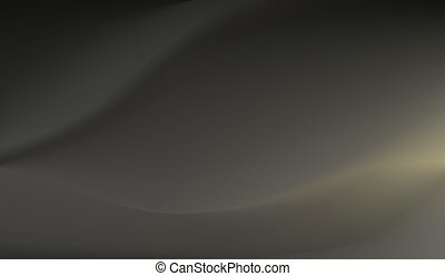 Grey dark silk background with some soft folds and...