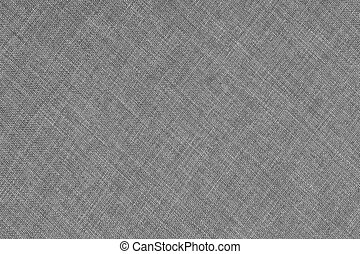 Grey fabric background texture.