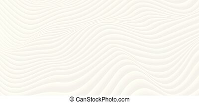 Grey futuristic 3d refracted waves abstract background