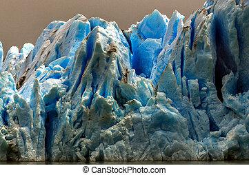 Grey Glacier Torres del Paine National Park
