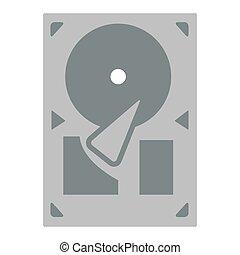 grey gramophone icon