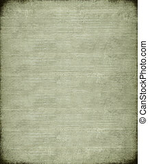 Grey grunge ribbed background with frame