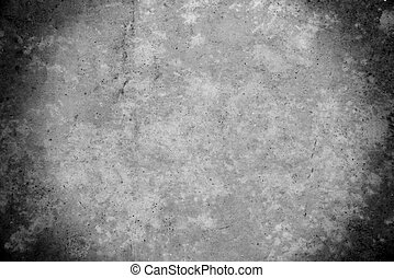 Grey grunge textured concrete wall