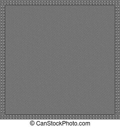 grey metal abstract background or slanting circle texture...