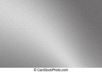 Grey metallic background - Light grey metallic background ...