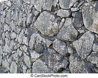 grey old stone background