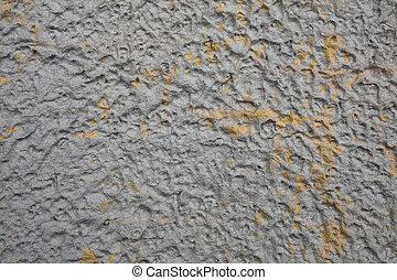 Grey papier mache paper texture background