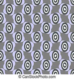 Grey  repeating pattern