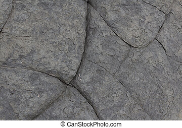 grey rock detail - stone closeup / background