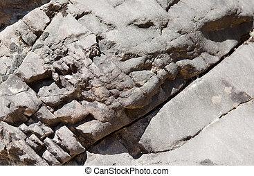 grey stone background