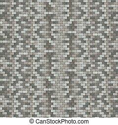 Grey Stone Pavement - Illustration of Grey Stone Pavement...
