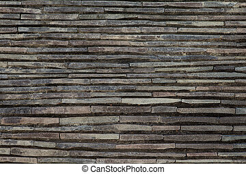 Grey stone wall background Toning Copy space