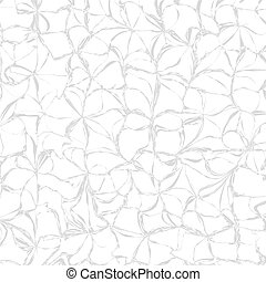 Grey tangled abstract background. Vector EPS10