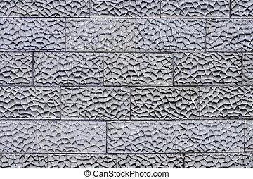 grey tile. background, texture