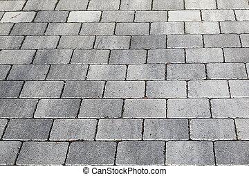 grey tile pattern