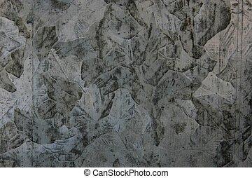 Grey tin texture