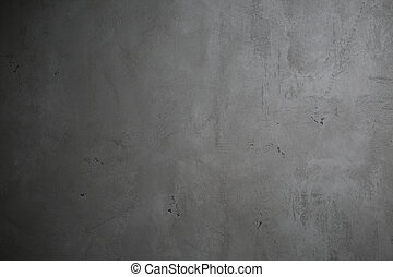 Grey wall background texture with copy space