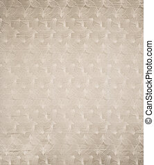 Grey Wallpaper with Swirling Pattern Swatch