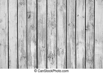 Grey Wood Background