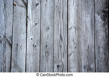 Grey wood. Picture can be used as a background