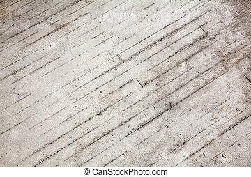 Grey wooden diagonal texture background