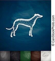 greyhound icon