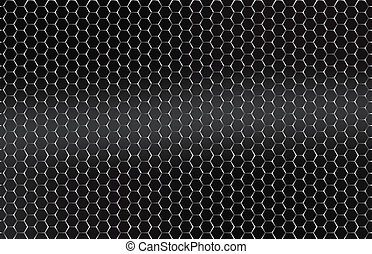 grid., 金属, seamless, ベクトル