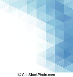 Grid Mosaic Background