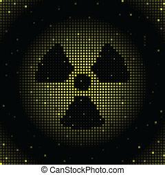 Grid radiation