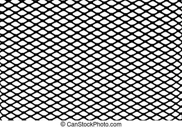 grid - metal grid