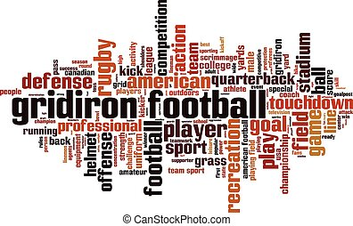 Gridiron football.eps