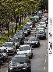gridlocked, δρόμοs