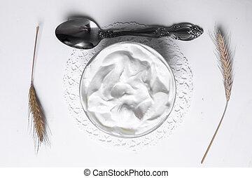 griechischer , joghurt