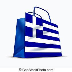 griego, compras