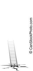 Grietas aislado ilustraci n vector suelo 3d grietas for Suelo 3d blanco