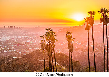 griffith, 公園, ロサンゼルス