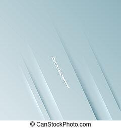 grigio, 3d, fondo., vettore, illustrazione, per, tuo,...