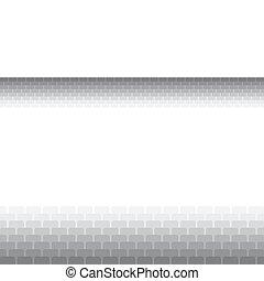grigio, astratto, fondo