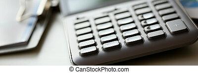 grigio, calcolatore, argento, tastiera, dire bugie